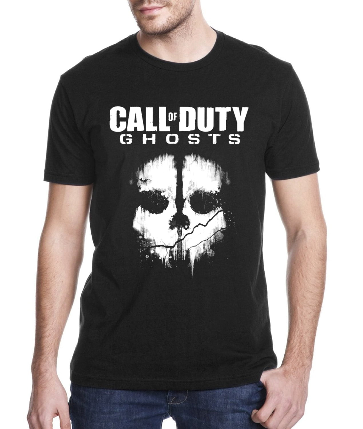 Camiseta Call Of Duty Ghost