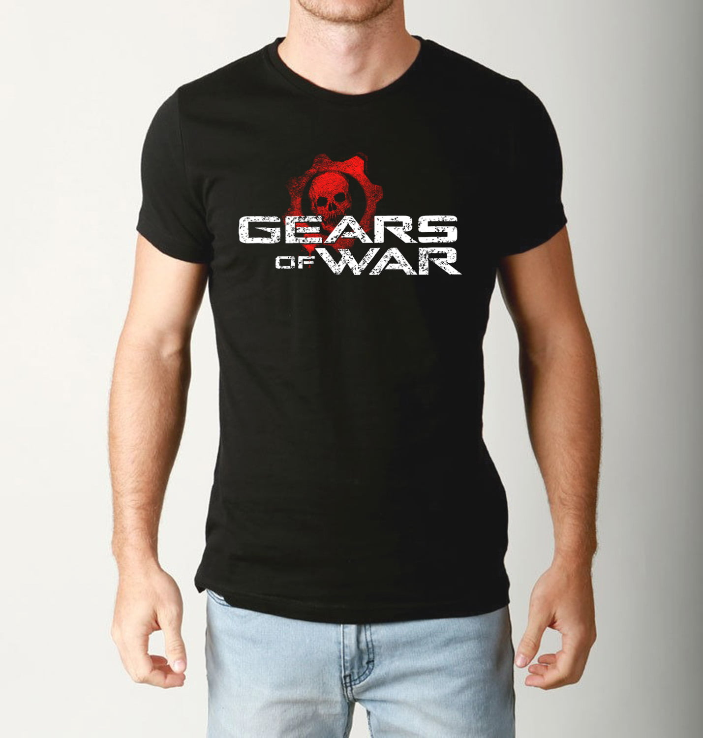 Camiseta Gears of Wars