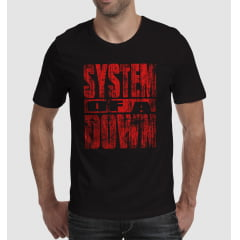 Camiseta System of a Down M-1