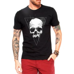 Camiseta Triangle Skull