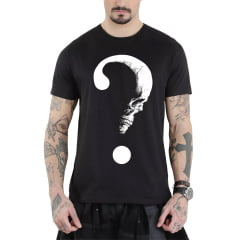 camiseta Skull Question