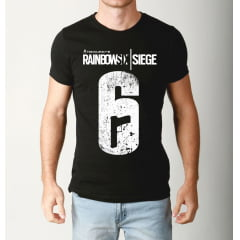 Camiseta Rainbow Six Siege
